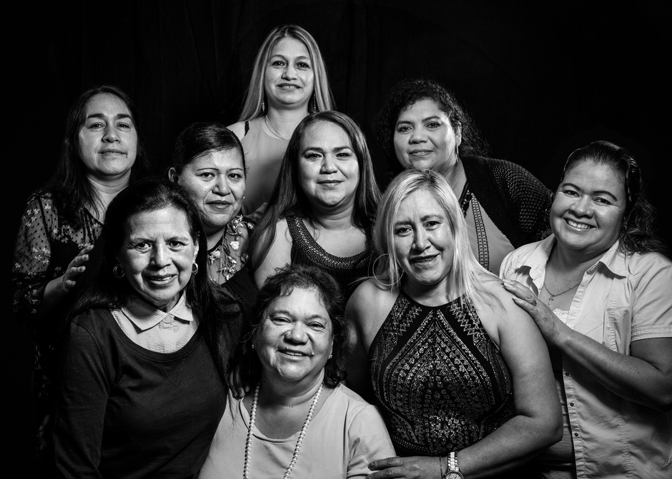 The Promotores are advocates embedded at each of Bienestar's affordable housing complexes, helping their neighbors with a range of issues, from transportation to food assistance to ESL classes.