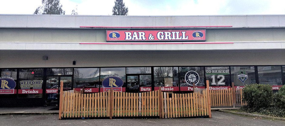 Snohomish County and the FBI are investigating a beating at the Rec Room Bar & Grill in Lynnwood, Washington, as a hate crime.