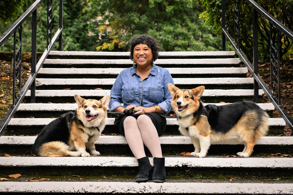 """Luann Tan is a cultural activist and creator of the web series """"Gabby Antonio Smashes the Imperialist, White Supremacist, Capitalist Patriarchy."""" After more than a decade of living in Portland, Ore., she decided to move back home to a more diverse community in California."""