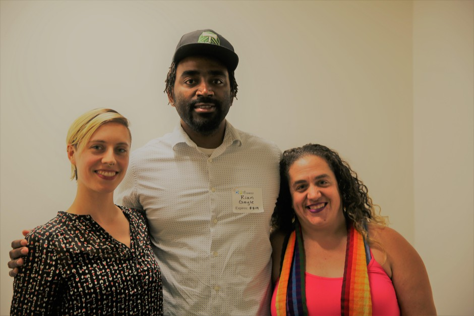 """Amanda Hays, Rian Gayle and Aimee Miller joined """"Think Out Loud"""" to talk about deaf culture and the performing arts."""