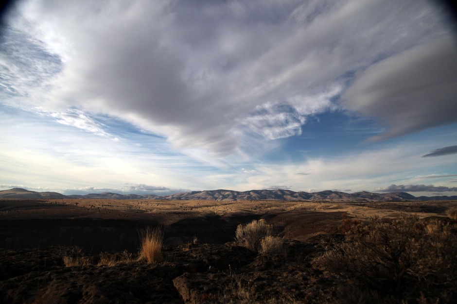 Open spaces like the Oregon High Desert are good for your health.
