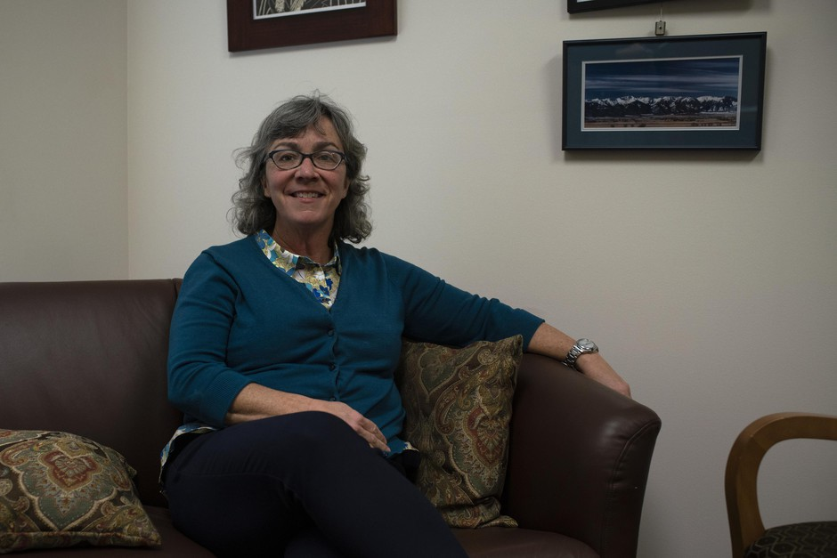 Oregon State Rep. Barbara Smith Warner, D-Portland, sits for a portrait in her office on Dec. 18, 2018 in Salem, Oregon. Smith Warner is sponsoring legislation to require all gun owners to lock their guns when not in use.