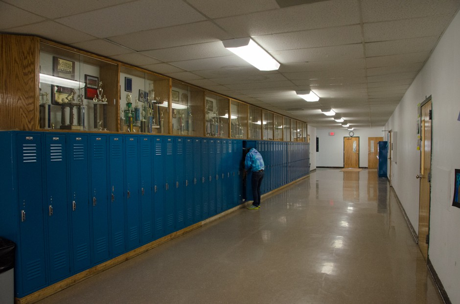 Life In The Halls And Dorms Of Crane Union High School Radio Opb