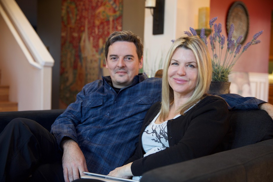 Tom Eckert and his wife, Sheri, are the co-sponsors of the Psilocybin Service Initiative. They are in private practice together where they counsel couples and men who've been required to attend a domestic violence program.